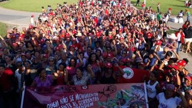 Photo of #Bahia: Mil mulheres do MST ocupam fábrica de celulose da Suzano no extremo sul