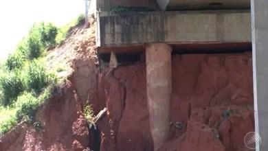 Photo of #Bahia: Ponte em Barreiras é motivo de preocupação de condutores que passam pela via