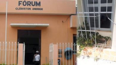 Photo of Chapada: Fórum de Morro de Chapéu é arrombado e furtado; investigações estão em curso