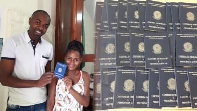 Photo of Chapada: População de Itaetê recebe atendimento para emissão de Carteiras de Trabalho