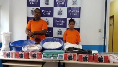 Photo of Carga de cocaína avaliada em meio milhão seria vendida na Micareta de Feira de Santana