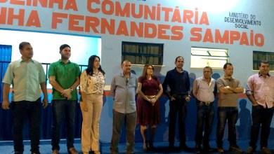 Photo of Chapada: Prefeita de Nova Redenção entrega obras para a população esta semana