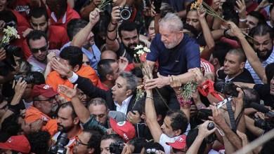Photo of #AoVivo: Ex-presidente Lula se apresenta à Polícia Federal; saiba mais detalhes