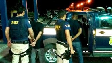 Photo of Chapada: PRF prende criminosos foragidos da justiça na região do município de Itaberaba
