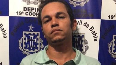 Photo of Chapada: Preso homem acusado de agredir irmãs no município de Ponto Novo