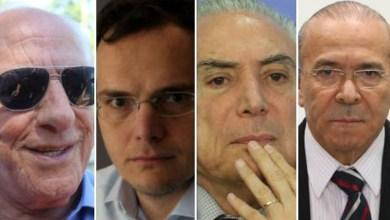 Photo of Funaro entrega provas inéditas sobre repasses ao MDB, incluindo Temer, Geddel, Franco e Padilha