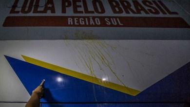 Photo of #Polêmica: Laudo confirma que ônibus da caravana de Lula foi atingido por dois tiros no sul do país