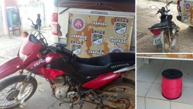 Photo of Chapada: Cipe recupera duas motos roubadas e apreende carretel de cordão detonante em Novo Horizonte