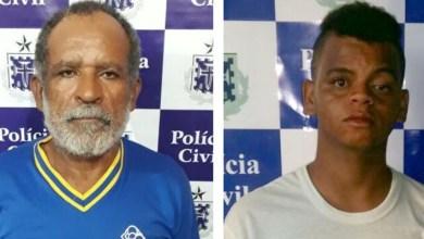 Photo of Chapada: Homem acusado de estuprar as filhas em Mairi é preso; polícia detém criminoso de outro caso