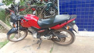 Photo of Chapada: Polícia recupera moto furtada no município de Seabra; veículo foi devolvido