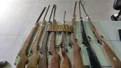 Photo of Rondesp Chapada fecha fábrica clandestina de armas artesanais na região de Pintadas