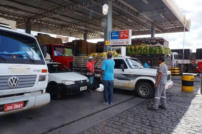 Postos estão sem combustíveis na Chapada Diamantina; turismo e abastecimento afetados