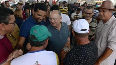 Photo of Chapada: Lideranças de Jacobina e Miguel Calmon recebem o pré-candidato ao governo José Ronaldo