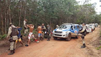 Photo of Chapada: Operação verifica denúncia de ocupação clandestina próxima à Cachoeira do Buracão em Ibicoara