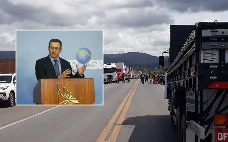#Brasil: Ministro da Fazenda confirma fim da Cide para diesel e faz apelo aos caminhoneiros