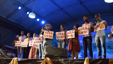 Photo of Chapada: Moradores de Nova Redenção realizam caminhada pedindo libertação de Lula