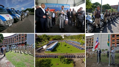 """Photo of """"Chegarei ao final do mandato com 100% da frota das polícias renovada"""", destaca Rui durante entrega de 461 viaturas"""