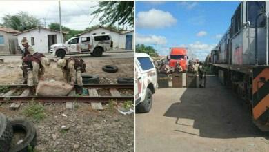Photo of #Bahia: Operação da Cipe-Chapada garante passagens de trens com combustíveis e insumos