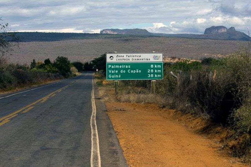 Chapada: Obras de pavimentação da BA-849 em Palmeiras devem começar em breve