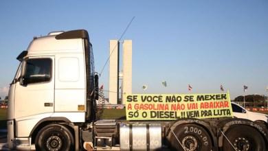 Photo of #Brasil: Motoristas de guincho protestam na Esplanada contra impostos e convocam sociedade