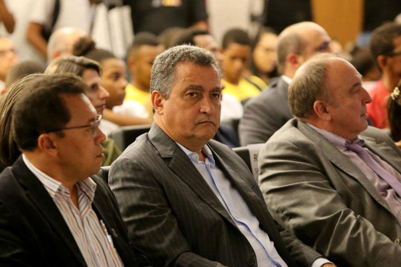 #Bahia: Rui Costa anuncia ao mundo político a composição de sua chapa com Coronel, Wagner e Leão