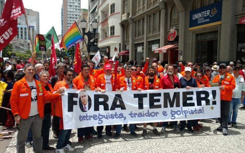 #Brasil: Petroleiros anunciam paralisação de 72 horas a partir de quarta; greve já foi aprovada pela categoria