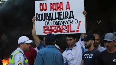 Photo of #Polêmica: Caminhoneiros antecipam paralisação para 29 de abril devido ao aumento do diesel