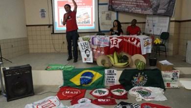 Photo of Chapada: Militantes de esquerda debatem conjuntura política durante seminário em Itaberaba