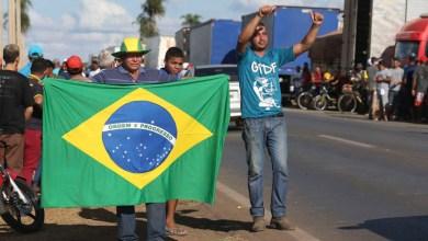 Photo of Justiça determina liberação de rodovias em 14 estados; governo quer reintegração de posse das estradas