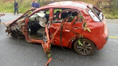 Photo of Chapada: Uma pessoa morre e duas ficam feridas em grave acidente na região de Baixa Grande