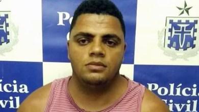 Photo of Chapada: Homem acusado de estuprar mulher em Ruy Barbosa é preso em Salvador