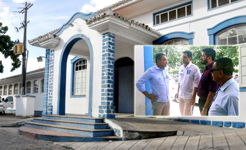 Chapada: Prefeito Ricardo Mascarenhas publica licitação para reforma do Hospital Regional de Itaberaba