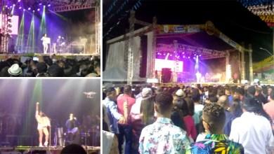 Photo of Chapada: Show de Lucy Alves mostra o lado eclético da artista e anima multidão nos festejos em Itaberaba