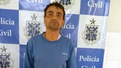 Photo of Chapada: Homem é preso em Barra da Estiva suspeito de homicídio e estupro de garota de 15 anos