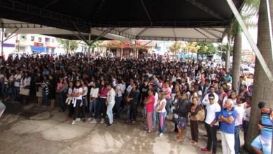 Photo of Chapada: Moradores vão às ruas em protesto contra a violência e por direitos em Barra da Estiva; confira vídeo