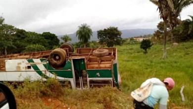 Photo of #Bahia: Tio e sobrinho morrem em acidente de motocicleta na BA-372 em Pindobaçu