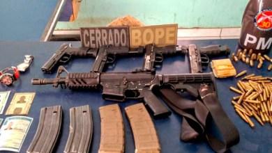 Photo of #Bahia: Suspeitos de explosões em agências bancárias de Serra Dourada são mortos pela polícia