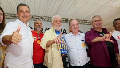 """Photo of #Bahia: No """"buzú correria"""", Rui vai a Irecê e Miguel Calmon: """"A voz do povo vai nos guiar"""""""