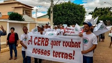 Photo of Chapada: Pessoas atingidas pelas construções de barragens na região realizam marcha e assembleia em Boninal