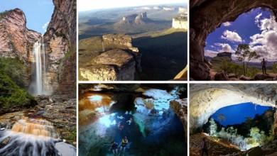 Photo of Parque Nacional da Chapada Diamantina tem muitas belezas naturais para conhecer; saiba mais