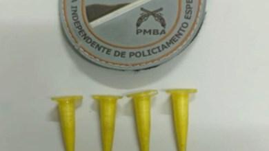 Photo of Chapada: Policiais da Cipe detêm trio com cocaína no município de Souto Soares