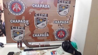 Photo of #Bahia: Policiais da Cipe prendem homem e evitam homicídio de funcionário da prefeitura de Milagres