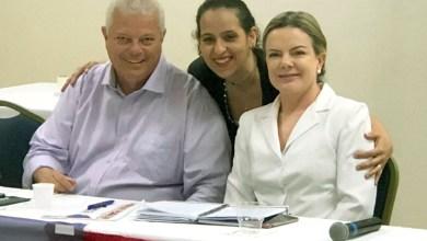 Photo of Ex-prefeita de Uruçuca assume vice-presidência do PT na Bahia para ajudar na reeleição de Rui