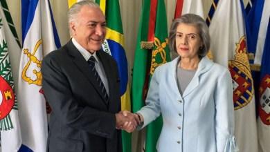 Photo of #Brasil: Cármen Lúcia assume novamente a Presidência da República com viagem de Temer