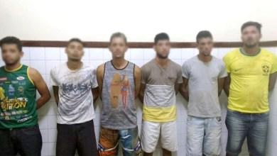 Photo of Chapada: Seis traficantes são presos e drogas são apreendidas em operação da Cipe no município de Itaetê