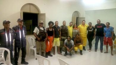 Photo of Chapada: Brigadistas se reúnem em Andaraí para discutir plano de controle e extinção de incêndios