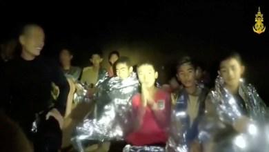 Photo of #Mundo: Todos os garotos e treinador do time de futebol tailandês são resgatados com vida
