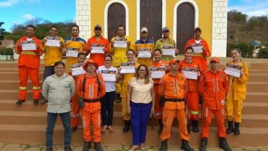 Photo of #Bahia: Corpo de Bombeiros forma brigadistas em mais de 40 cidades baianas