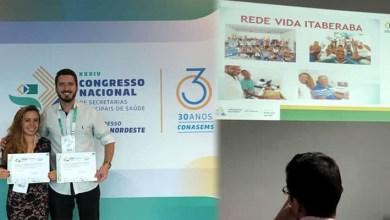 Photo of Chapada: Secretário de Saúde de Itaberaba participa de encontro nacional em Belém