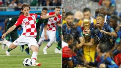 Photo of Modric é escolhido o melhor jogador e Mbappé a revelação da Copa do Mundo na Rússia